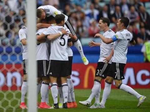 Deutschland startete mit glanzlosem 3:2 gegen Australien