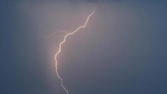 Schwaben: Unwetter: Noch immer schwere Gewitter möglich