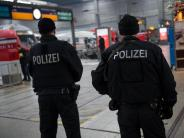 News-Blog: Terrorwarnung in München: Hinweise offenbar seit 23. Dezember