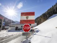 Flüchtlingskrise: Schärfere Kontrollen: Österreich will Flüchtlinge am Brenner stoppen
