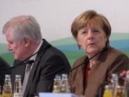 """Attacke auf Merkel: Flüchtlingspolitik: Seehofer unterstellt """"Herrschaft des Unrechts"""""""