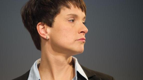 Augsburg: Klage von AfD-Chefin Petry - So begründet die Stadt das Hausverbot