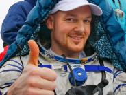 Raumfahrt: Astronaut Alexander Gerst übt nahe Moskau möglichen Notfall im Wasser