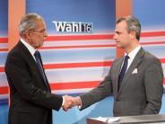 Wahl in Österreich: Hofer gesteht Niederlage gegen Van der Bellen ein