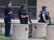 Kriminalität: Neuer Alarm schreckt Dallas auf