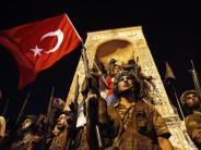 Kommentar: Türkei: Erdogan putscht zurück - Wie reagiert Angela Merkel?