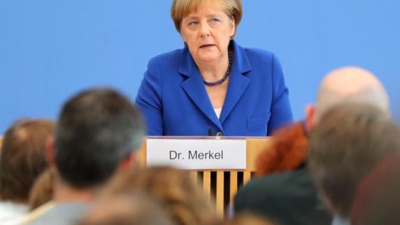 Kommentar: Merkel-Ansprache in Berlin: Die Kanzlerin musste reagieren