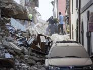 Hintergrund: Von Katastrophe zu Katastrophe: Italiens schlechte Erdbeben-Politik