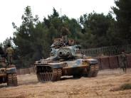 Türkei: Türkei droht syrischen Kurden mit weiteren Angriffen