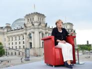 CDU: Breiter Rückhalt für erneute Kanzlerkandidatur Merkels