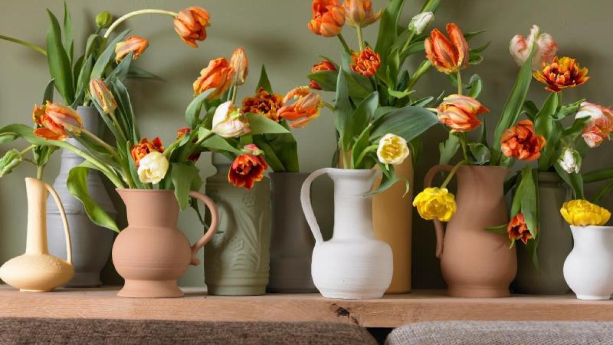 tipps f r blumen tag der floristik wie blumen in der. Black Bedroom Furniture Sets. Home Design Ideas