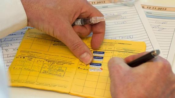 Impfkalender: Empfehlung zu Hepatitis und Tetanus geändert