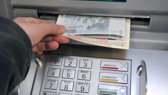 sparda bank geld abheben