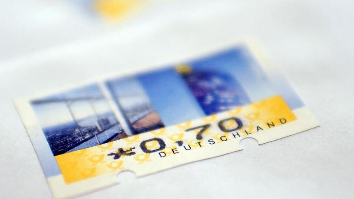 Portoerhöhung 20- neue Portopreise Deutsche Post