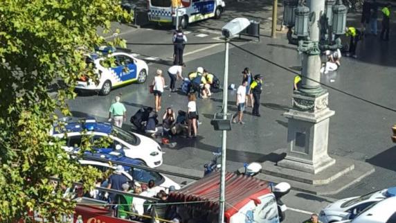Barcelona: Anschlag in Barcelona: 13 Deutsche teils lebensgefährlich verletzt