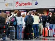Kranke Piloten: Air Berlin streicht Flüge: Wichtige Infos für Passagiere
