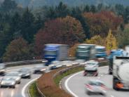 Stauprognose: Herbstferien sorgen weiterhin für sehr volle Straßen