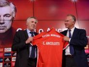 FC Bayern: Willkommen, Carlo Ancelotti: Es menschelt wieder bei den FC Bayern