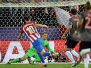 FC Bayern: Neuers seltsame Begründung beim Gegentor