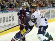 Düsseldorf fast chancenlos: Eisbären sichern sich Playoff-Ticket