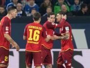 Pleitenserie gestoppt: Rudy rettet Hoffenheim Punkt gegen Schalke