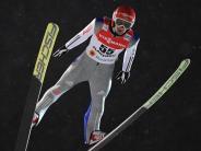Skispringen: Alle vier DSV-Springer im WM-Wettkampf