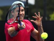 Nur Struff weiter: Auch Tennis-Routinier Haas in Miami früh raus