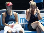 Druck für Kerber und Rittner: Knifflige Relegation für Tennis-Damen gegen die Ukraine