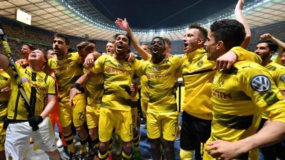 DFB-Pokal: Dortmund erkämpft vierten Pokalsieg mit 2:1 über Eintracht Frankfurt