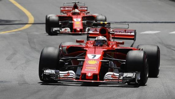 Ferraris im dritten Kanada-Training voran