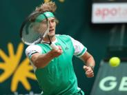 Tennis live: Gerry Weber Open: Federer vs. Zverev im TV und live im Stream