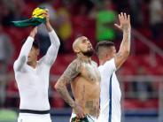 Confed Cup: Halbfinale der Superstars: Vidal & Co. gegen Ronaldo