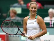 Rasen-Klassiker: Gemischte Wimbledon-Lose für Kerber & Co.