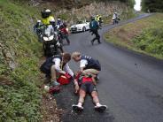 Tour de France: Die Tour der Knochenbrüche