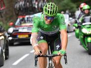 Tour de France: Stürze, Verletzungen und geschundene Beine: Die harte Tour