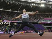 Leichtathletik-WM in London: Speer-Asse um Vetter bereit für Coup - Van Niekerk verliert