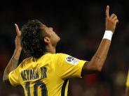 Tor und Vorlage bei 3:0: «Traum-Premiere»: Paris feiert erfolgreiches Neymar-Debüt
