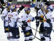 Deutschen Eishockey Liga: Eishockey-Meister München stoppt Berliner Siegesserie