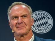 """FC Bayern: Rummenigge: Spiel gegen Paris St. Germain ist ein """"Prestigespiel"""""""