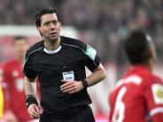 Nach öffentlichen Schelte: Schiedsrichter Gräfe muss beim DFB zum Rapport