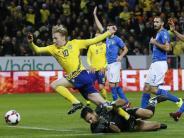 Playoff-Hinspiel WM-Quali: Italien am Abgrund - «Farbloses Team ohne Persönlichkeit»
