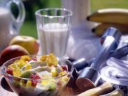 Ernährung für Sportler: Experten empfehlen Eiweiß-Snacks statt Proteinriegelnach dem Sport