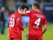 Relegation: Würzburger Kickers wollen heute in die 2. Liga aufsteigen