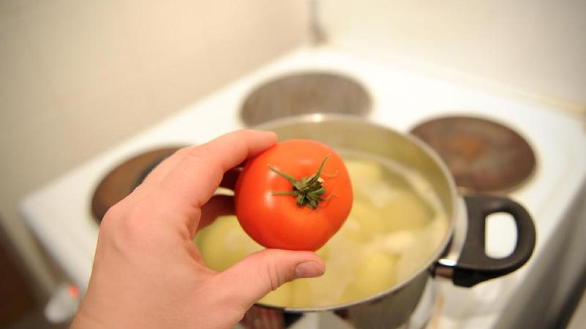 sekund rer pflanzenstoff gekochte tomaten sind dank. Black Bedroom Furniture Sets. Home Design Ideas