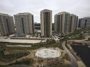 Olympia: Fehlstart für Rio: Olympisches Dorf «unbewohnbar»