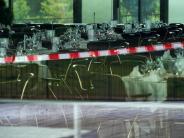 Sprengstoff: Bekennerschreiben zu Anschlägen von Dresden war Fälschung