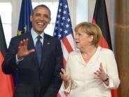 Besuch: US-Präsident Obama kommt nach Deutschland