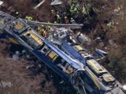 Leichte Sprache: Ein Mann muss für einen Zug-Unfall ins Gefängnis