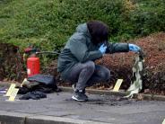 Kiel: Frau auf Straße angezündet: Haftbefehl gegen Ehemann