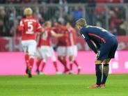 FC Bayern München: Leipzig chancenlos: Die Bayern feiern schon vor dem Fest